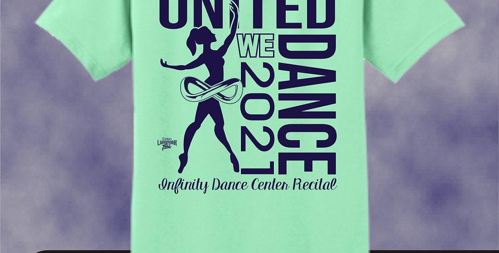 Infinity Dance Review 2021 T-Shirt