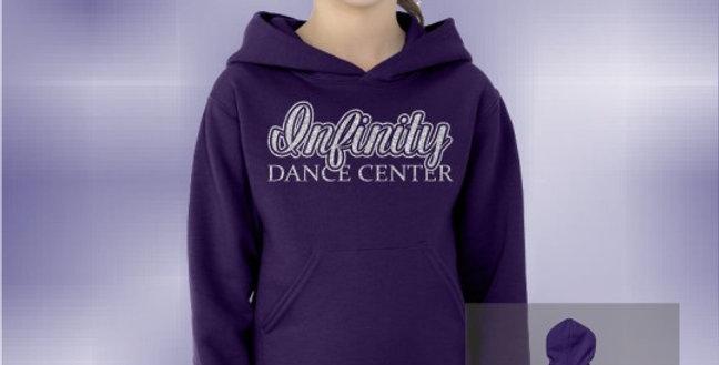 Infinity Dance Glitter Hoodie