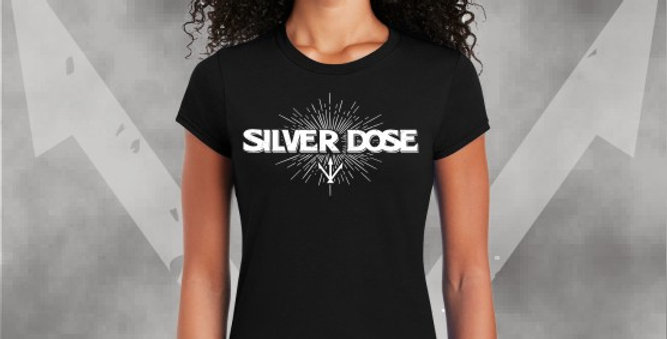 Silver Dose Soft Style Ladies Tee
