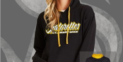 Gatorette French Terry Unisex Hoody