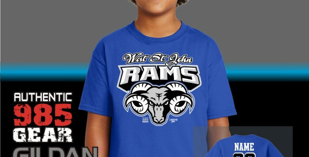 "WSJ ""Ram Tough"" Youth T-Shirt"
