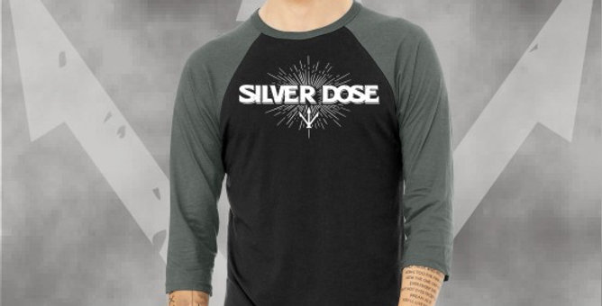 Silver Dose 3/4 Length Sleeve Jersey