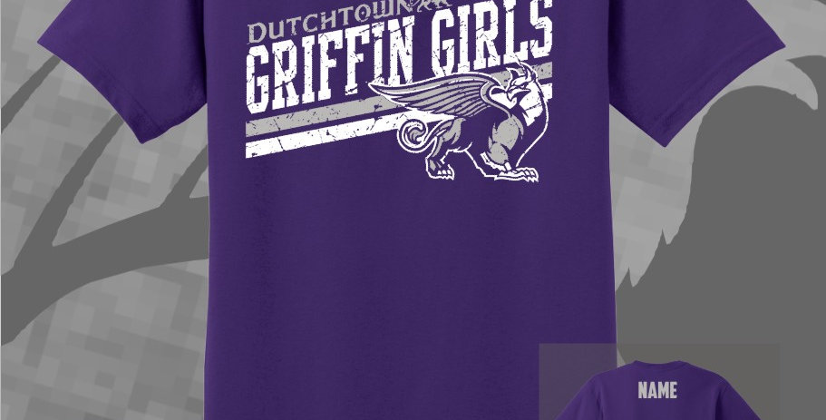 Griffin Girl Cotton Unisex T-Shirt
