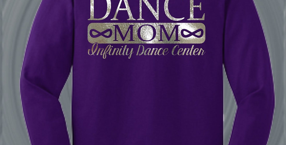 Infinity Dance Mom Longsleeve T-Shirt