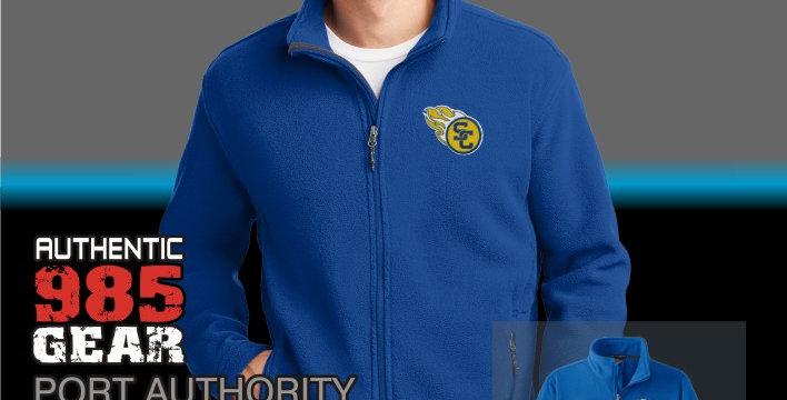 SCC Mens Royal Fleece Jackets