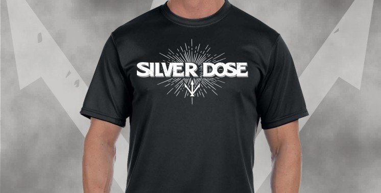 Silver Dose Dry-Fit T-shirt