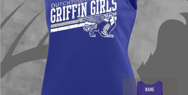Griffin Girls Dry-Fit Ladies Tank