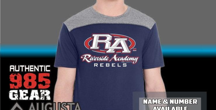 Riverside Challenge Navy T-Shirt