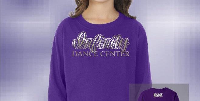 Infinity Dance Foil Longsleeve T-Shirt