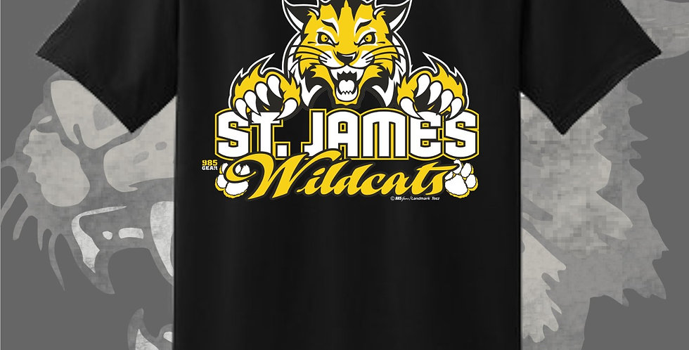 SJH Wildcats T-Shirt