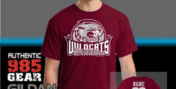 """Destrehan """"Wyld Cats"""" T-Shirt"""