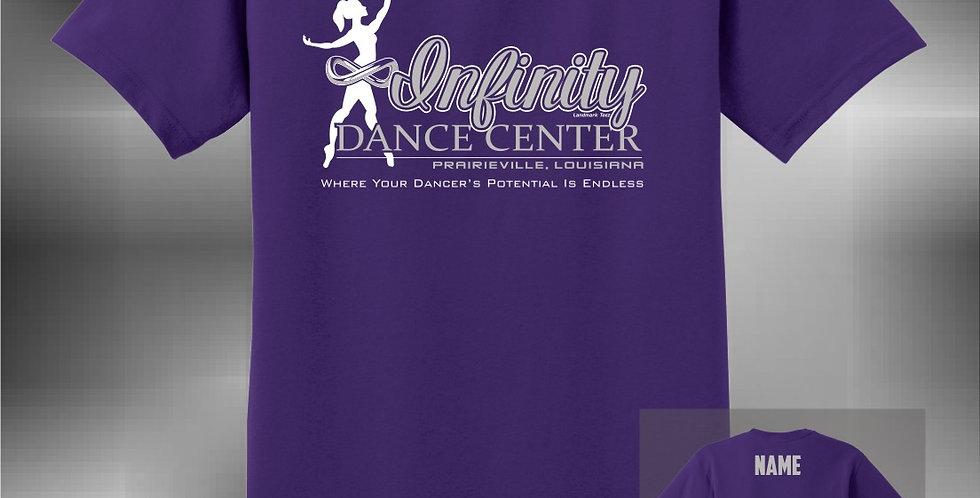 Infinity Dance Center Unisex T-Shirt