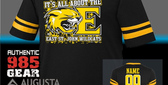"ESJ ""It's All About The E"" Stripe Jersey"
