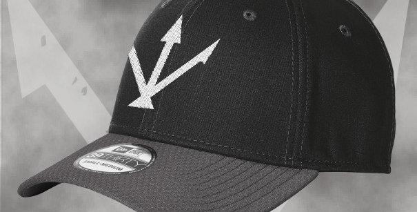Silver Dose New Era Stripe Cap