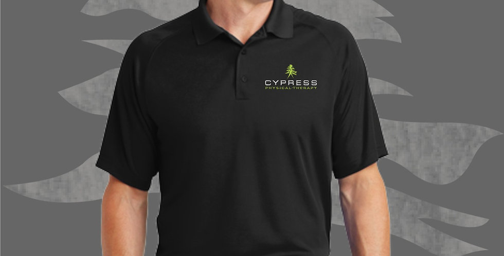 Cypress Physical Therapy Sport-Tek T475 Dry Zone Polo