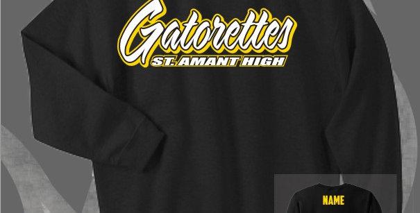 Gatorettes Gildan Crew Sweatshirt