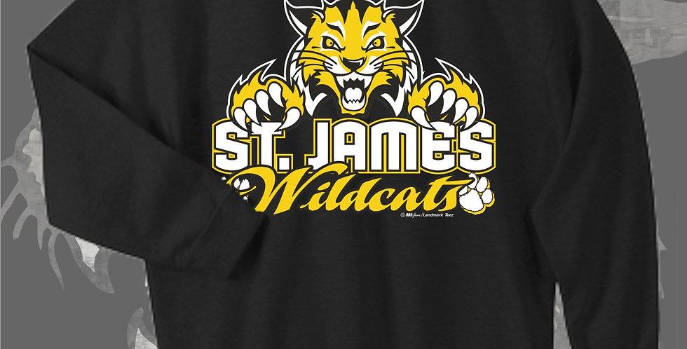SJH Wildcats Sweatshirt