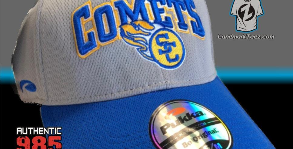 SCC Steel Flex-Fit Cap