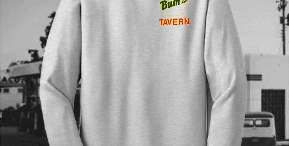 Bum's Tavern Ash Long Sleeve T-Shirt