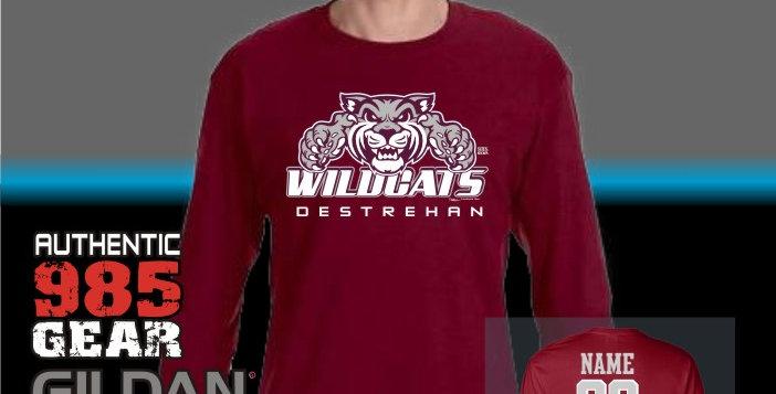 Destrehan      Longsleeve T-Shirt