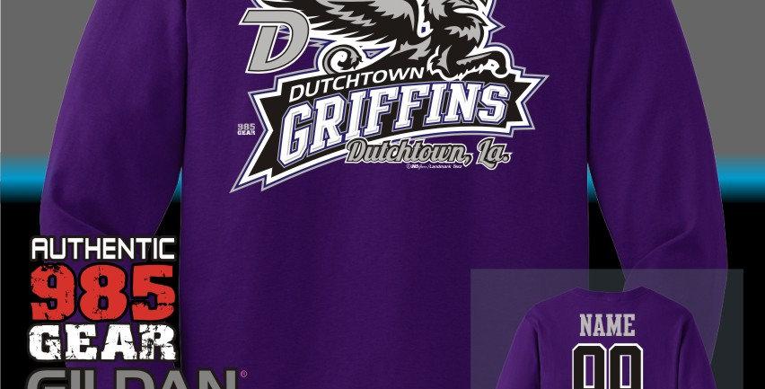 """Dutchtown """"Griff"""" Longsleeve T-Shirt"""