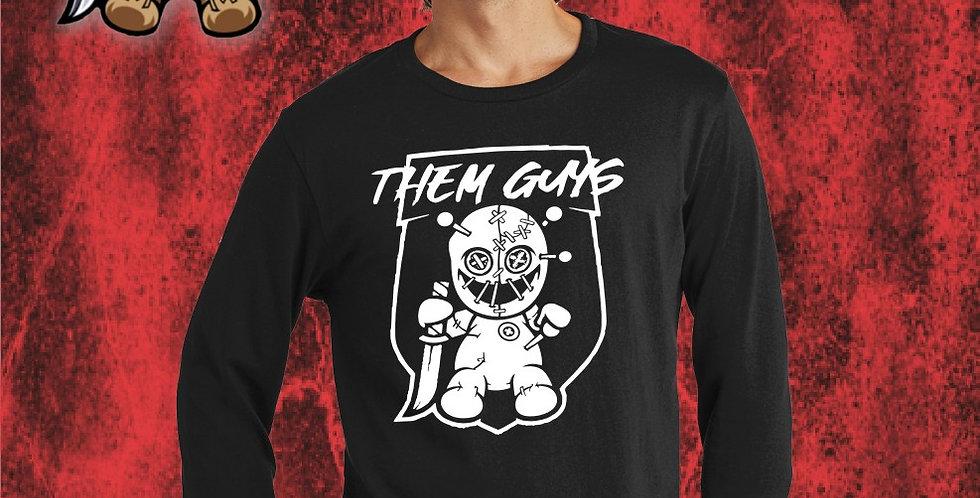 Them Guys Cotton Longsleeve T-Shirt