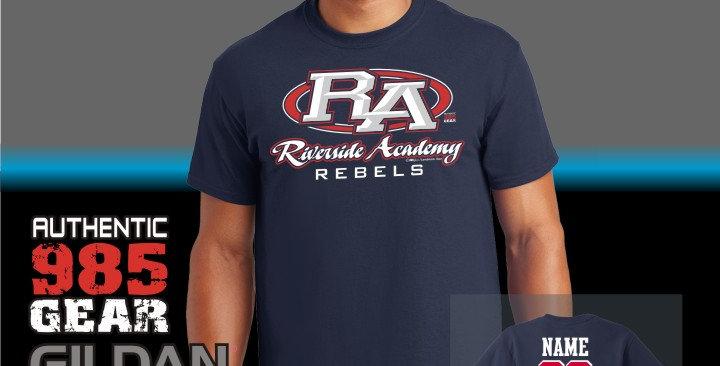 Riverside Strong Navy T-Shirt