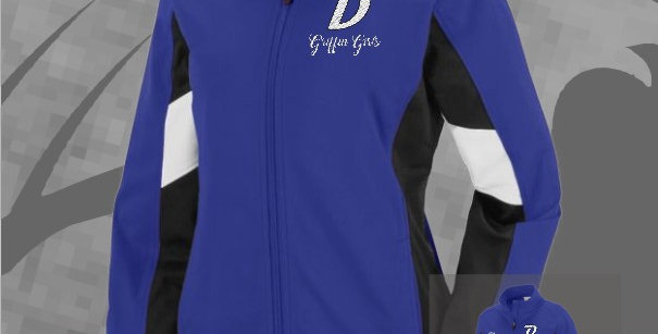 Griffin Girls Tour De Force Ladies Jacket