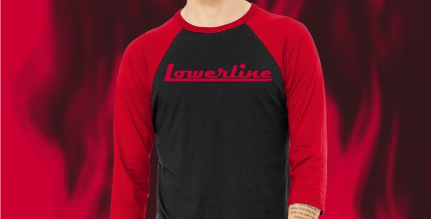 Lowerline 3/4 Length Sleeve Jersey