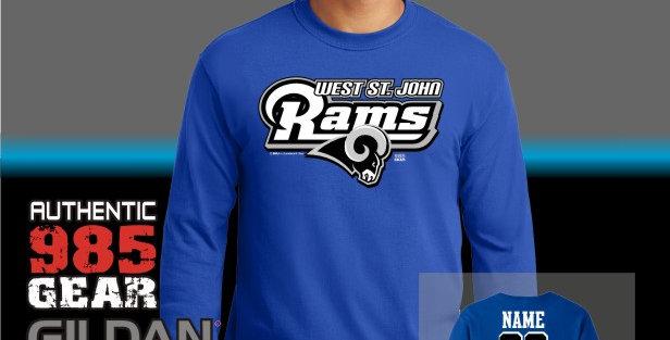 "WSJ ""STL"" Longsleeve T-Shirt"