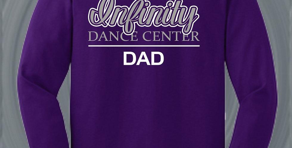 Infinity Dance Dad Longsleeve T-Shirt