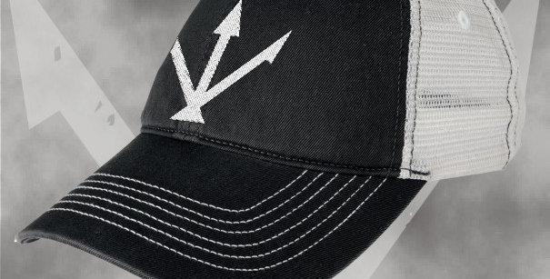 Silver Dose Mesh Back Cap