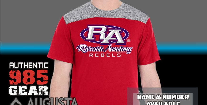 Riverside Challenge Red T-Shirt