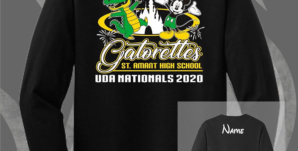 UDA Gatorette Long Sleeve T-Shirt