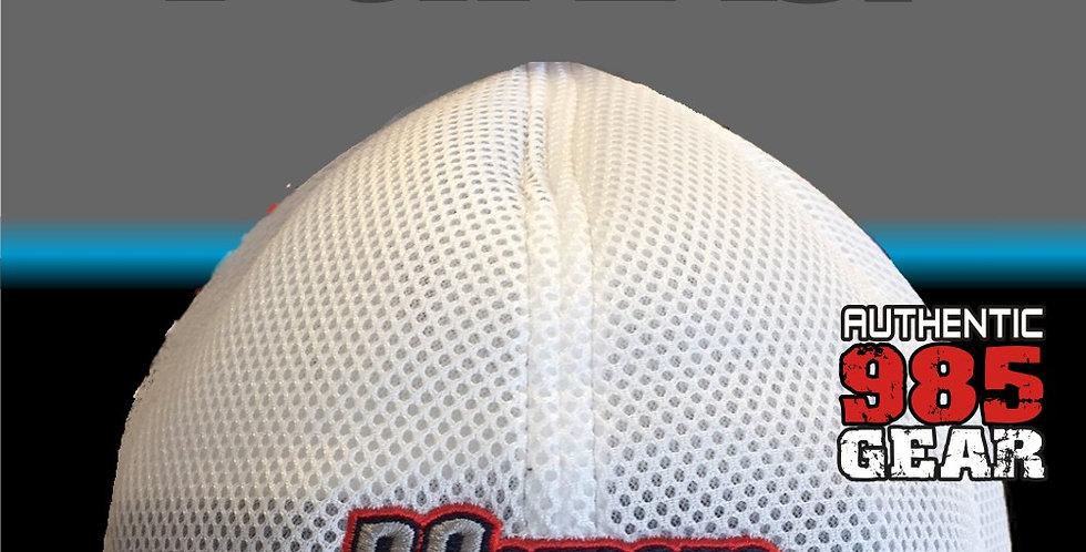 Riverside Charcoal/White Flex-Fit Cap