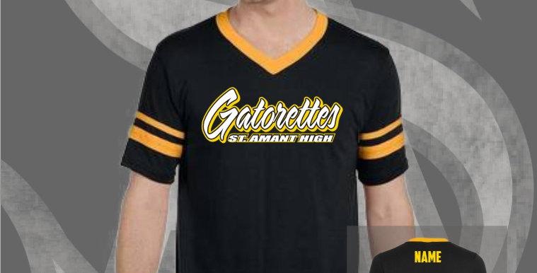 Gatorette Stripe Sleeve Jersey