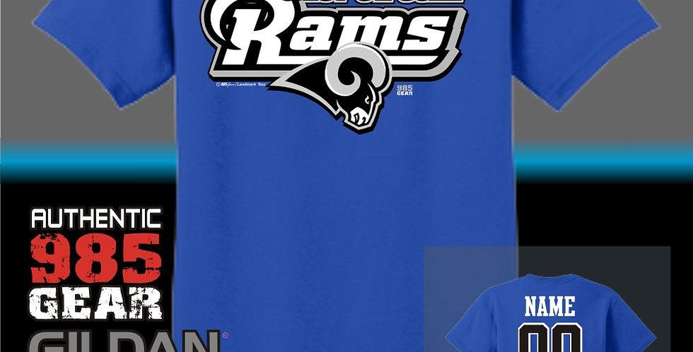 WSJ Royal T-Shirt