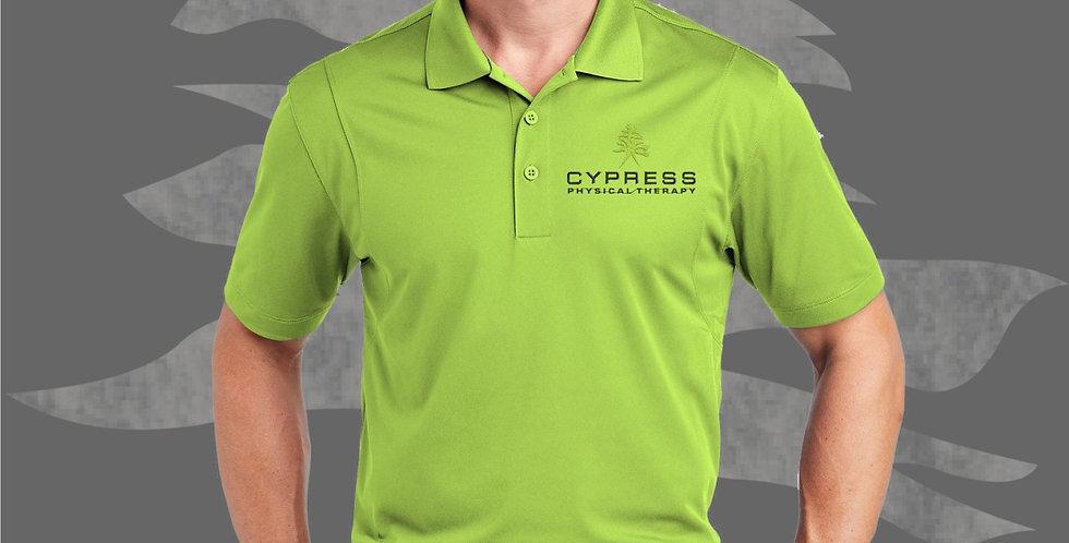 Cypress Physical Therapy Sport-Tek ST650 Sport-Wik Polo