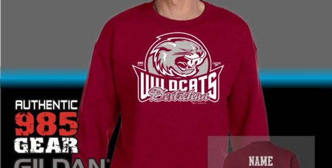 "Destrehan ""Wyld Cats"" Crewneck Sweatshirt"