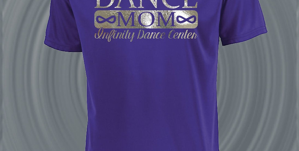 Infinity Mom Dry Fit T-Shirt