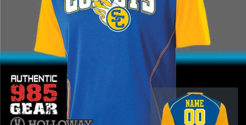 SCC Comets Piston Jersey