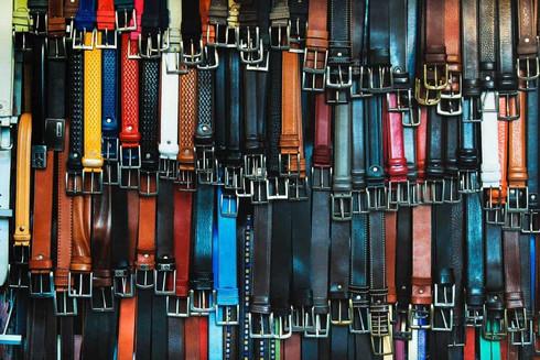 Ledergürtel für Damen und Herren im Vintage Style | Greenwood Ledertasche
