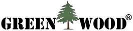 Greenwood Logo Natur Weihnachtsbaum | Greenwood Ledertasche