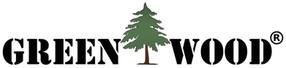 Greenwood Ledertaschen Logo Natur Weihnachtsbaum