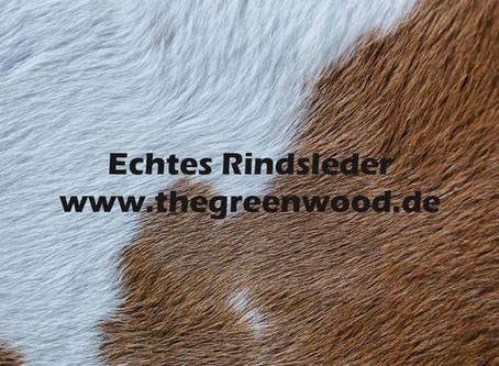 Reden wir über Rindsleder | Let's talk about Cow Hide. (Englisch)