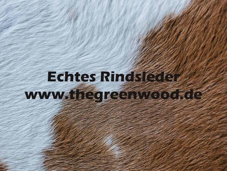 Reden wir über Rindsleder | Let's talk about Cow Hide (Englisch)