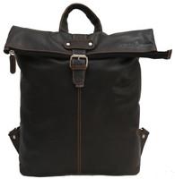 Lederrucksack für Damen in Braun Farbe | Greenwood Ledertasche