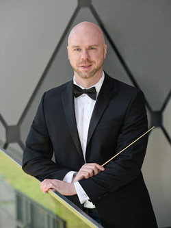 Keith Chambers, Conductor