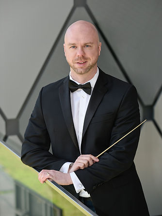 Keith Chambers Conductor