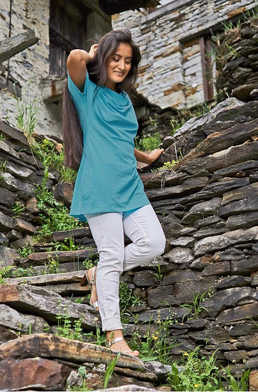T-Shirt Ruth aus Bio-Pima Baumwolle